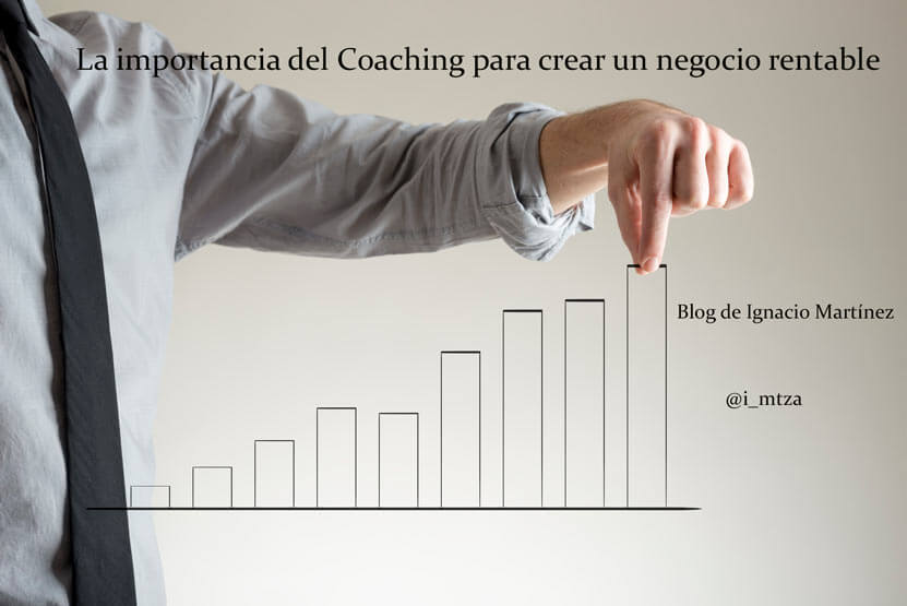 Coaching crear un negocio rentable